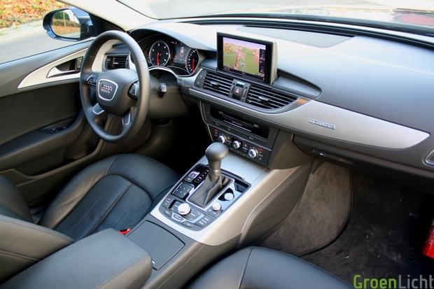 Test Audi A6 2011 TDI Quattro