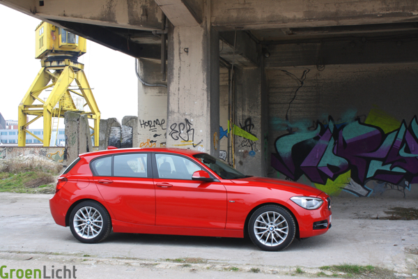 Test BMW 120d 1-Reeks 2012