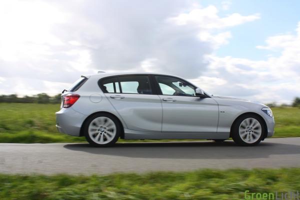 Test BMW 125d 1-Reeks