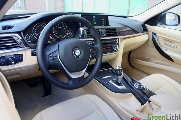 Test BMW 320i