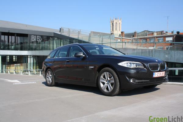 Test BMW 528i xDrive Touring