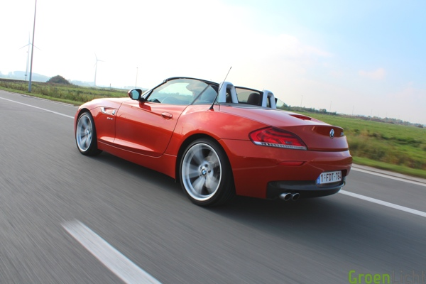 Test BMW Z4 sDrive18i