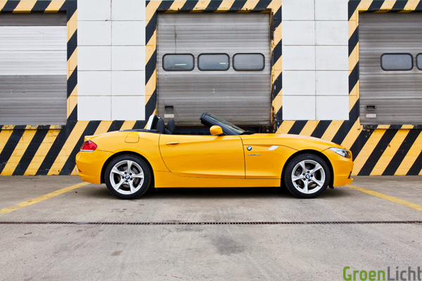 Test BMW Z4 sDrive20i Francis