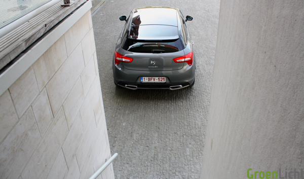 Test Citroen DS5 MRM