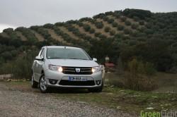 Test Dacia Sandero Stepway Logan 2013