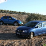 Test Dacia Sandero Stepway Logan 2013