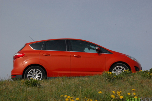 Test Ford C-Max