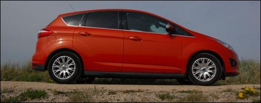 Test Ford C-Max header