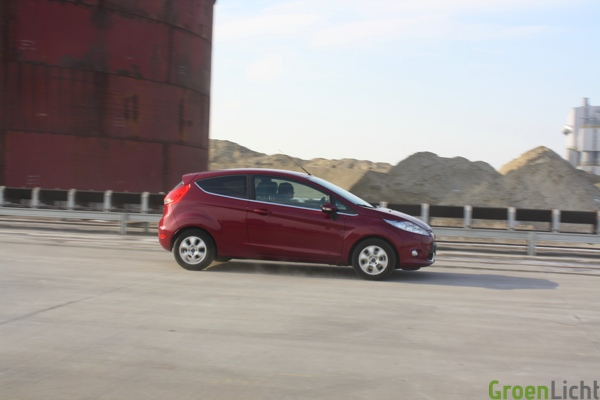 Test Ford Fiesta Econetic