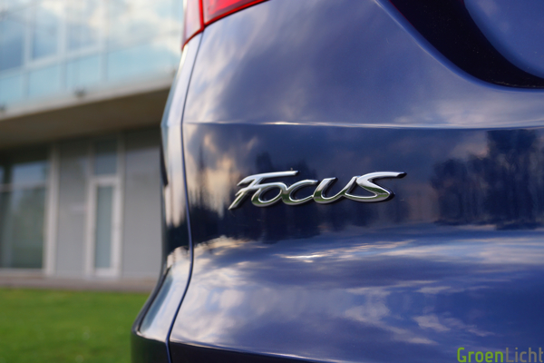 Test Ford Focus Clipper 2012