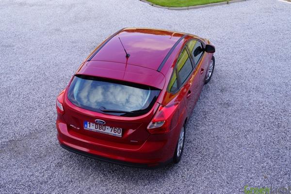 Test Ford Focus EcoBoost