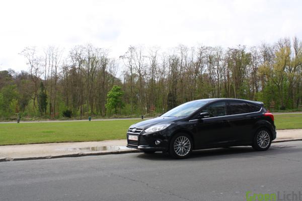 Test Ford Focus EcoBoost 2012