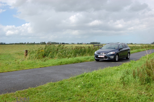 Test Ford Mondeo EcoNetic
