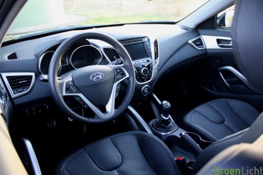 Test Hyundai Veloster