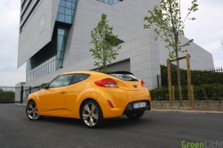 Test Hyundai Veloster DCT