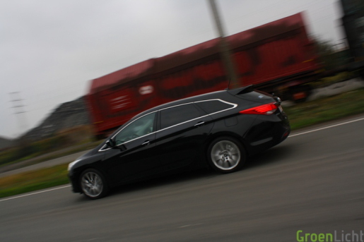 Test Hyundai i40 Wagon