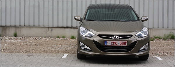 Test Hyundai i40 Sedan