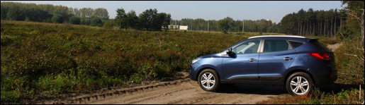 Test Hyundai ix35