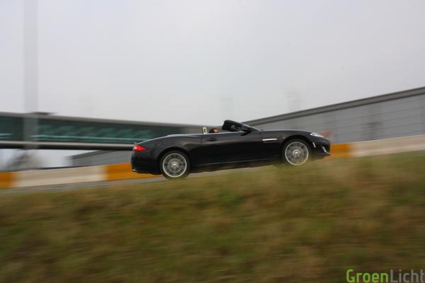 Test Jaguar XK Cabrio 2012
