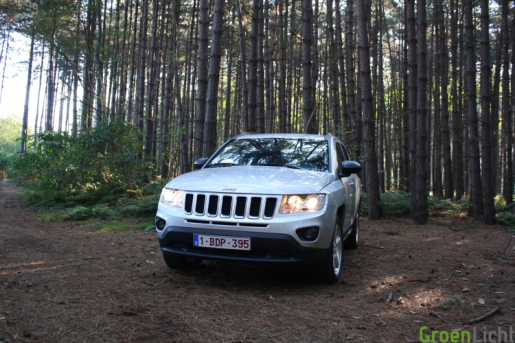 Test Jeep Compass