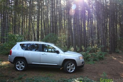 Test Jeep Compass