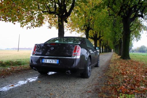Test Lancia Thema