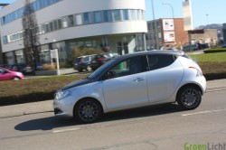 Test Lancia Ypsilon MultiJet