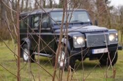 Test Land Rover Defender 2012