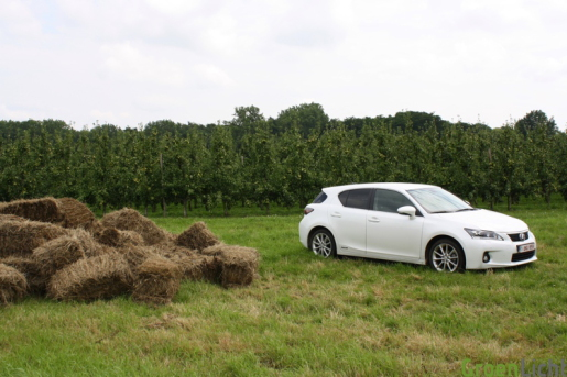 Test Lexus CT200h