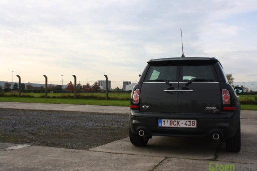 Test MINI Clubman Cooper SD