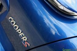 Test MINI Cooper S Coupé