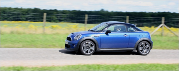 Test MINI Cooper S Coupé