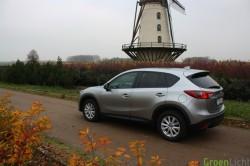 Test Mazda CX-5