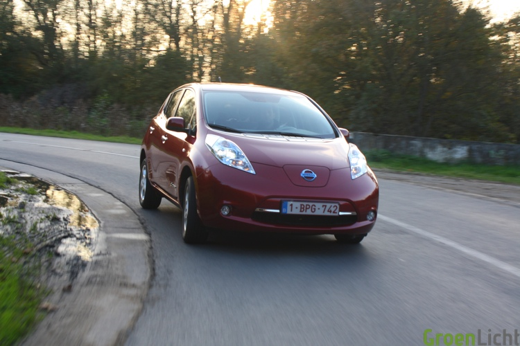 Test Nissan Leaf 03