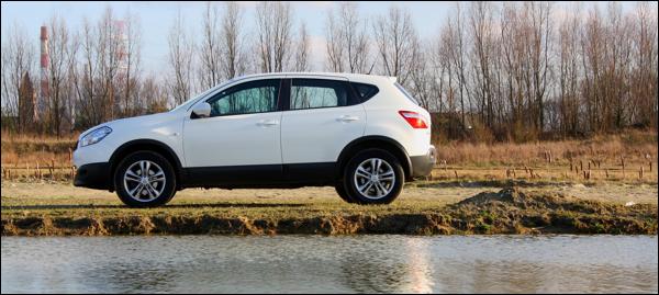 Test Nissan Qashqai 2012