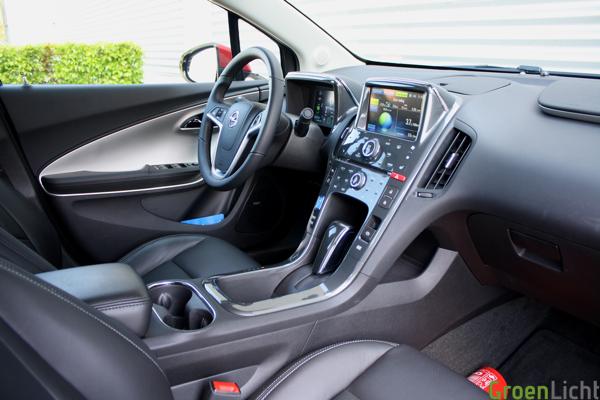 Rijtest Opel Ampera Groenlicht