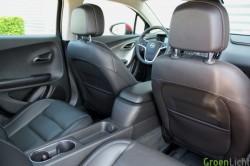 Test Opel Ampera 2012