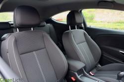 Test Opel Astra GTC 2012