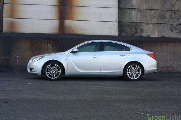 Test Opel Insignia BiTurbo CDTI