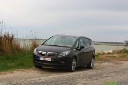 Test Opel Zafira Tourer 2.0 CDTI