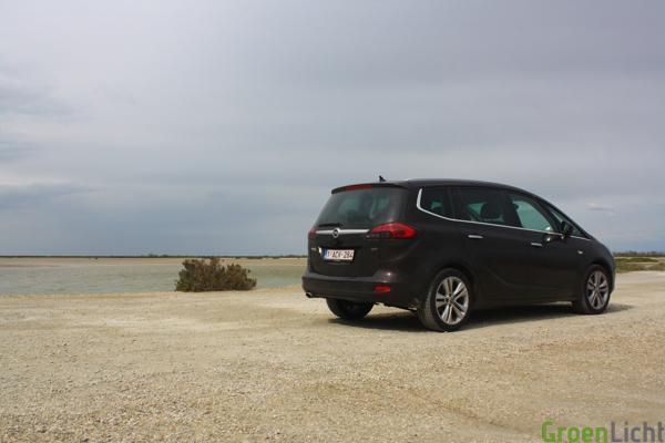 Test Opel Zafira Tourer CDTI