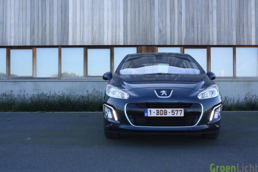 Test Peugeot 308