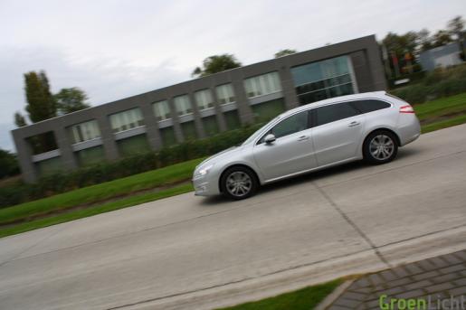 Test Peugeot 508 SW