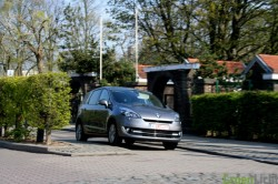 Test Renault Grand Scenic moving
