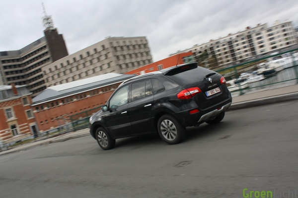 Test Renault Koleos 2012