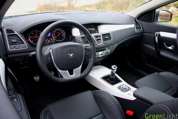 Test Renault Laguna Coupe 4Control