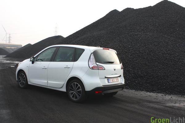 Test Renault Scenic 2012