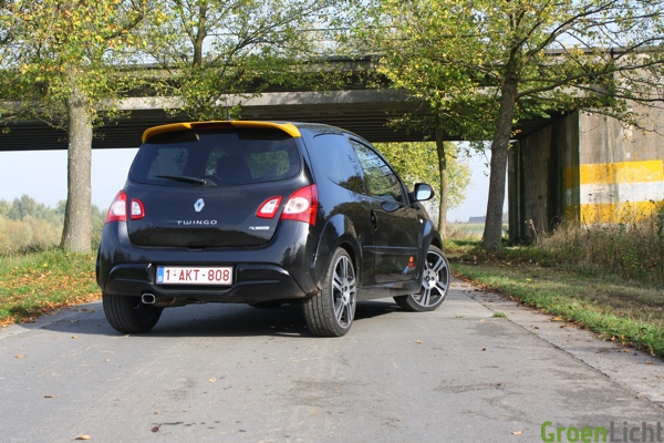 Test Renault Twingo RS RB7