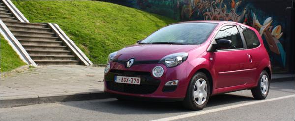 Test Renault Twingo 2012