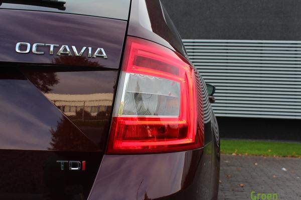 Test Skoda Octavia Combi 2013